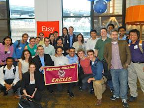 Photo: BC loves Etsy!
