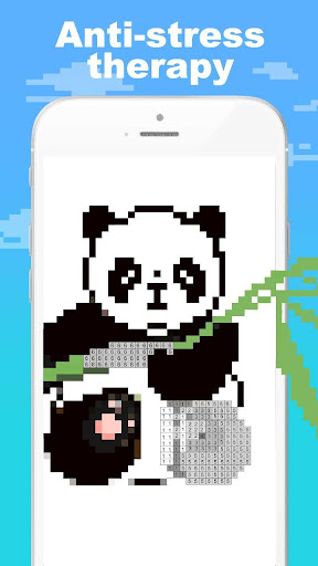 PixPanda - Color by Number & Pixel Coloring Book for PC