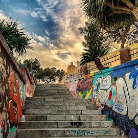 Cagliari by Antonello Madau - Instagram & Mobile iPhone