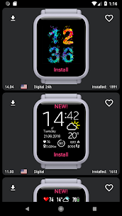 My WatchFace for Amazfit Bip 2