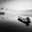 ... silence of Jubakar by Keris Tuah - Landscapes Waterscapes