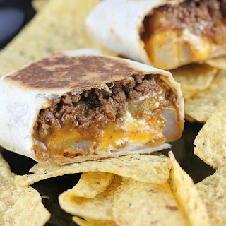 Taco Bell Cheesy Potato Burrito
