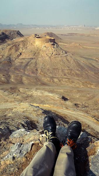Photo: Yazd , Dakhme دخمه یزد