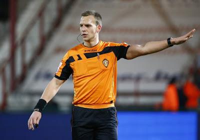 Johan Verbist confirme que Mr Verboomen a pris la bonne décision
