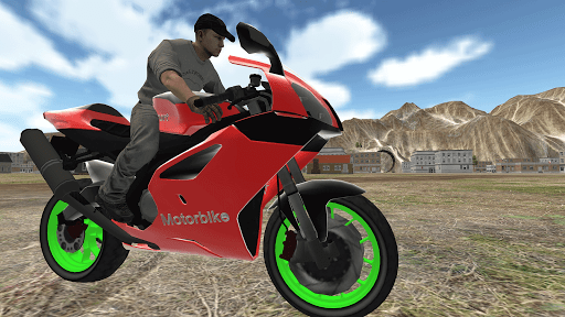 motorcycle racing star - ultimate police game 4 screenshots 2