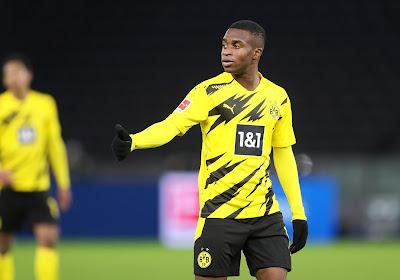 Fin de saison pour le jeune prodige du Borussia Dortmund