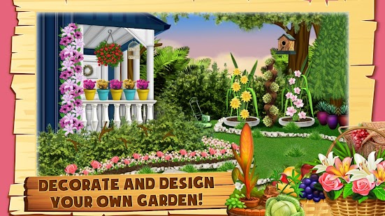 Garden Design Games Collection Simple Garden Design Games  Flower Decoration  Android Apps On Google Play Inspiration