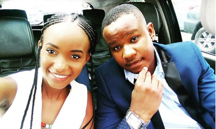 Mthokozisi and Nandi are going to be parents.