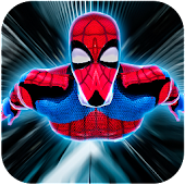 Super Spider Hero: Street Fighting City Battle