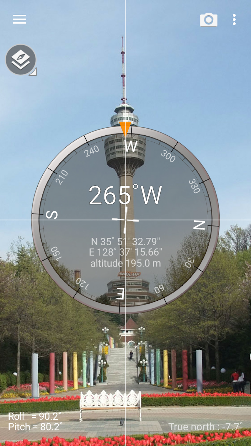 Smart Compass Pro Screenshot