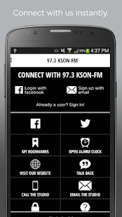 KSON, San Diego's #1 Country- screenshot thumbnail