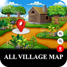 All Village Map With District : सभी गांव का नक्शा Download on Windows