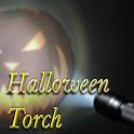 Halloween torch icon
