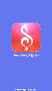 Theri Songs & Lyrics - náhled