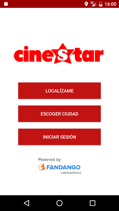 Cine Star Chile- screenshot