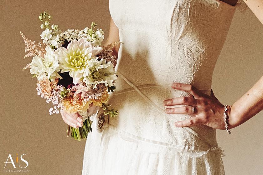Elegir un ramo de novia de Elisabeth Blumen