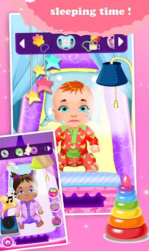 Baby Caring Bath And Dress Up Baby Games 12.0 screenshots 3