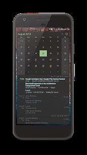 Your Calendar Widget v1.23.5 [Pro] APK 3