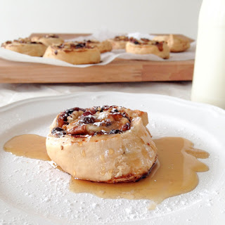 Apple & Pecan Mince Pie Pinwheels