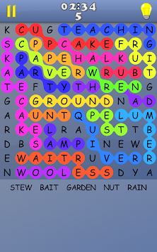 Words apk screenshot