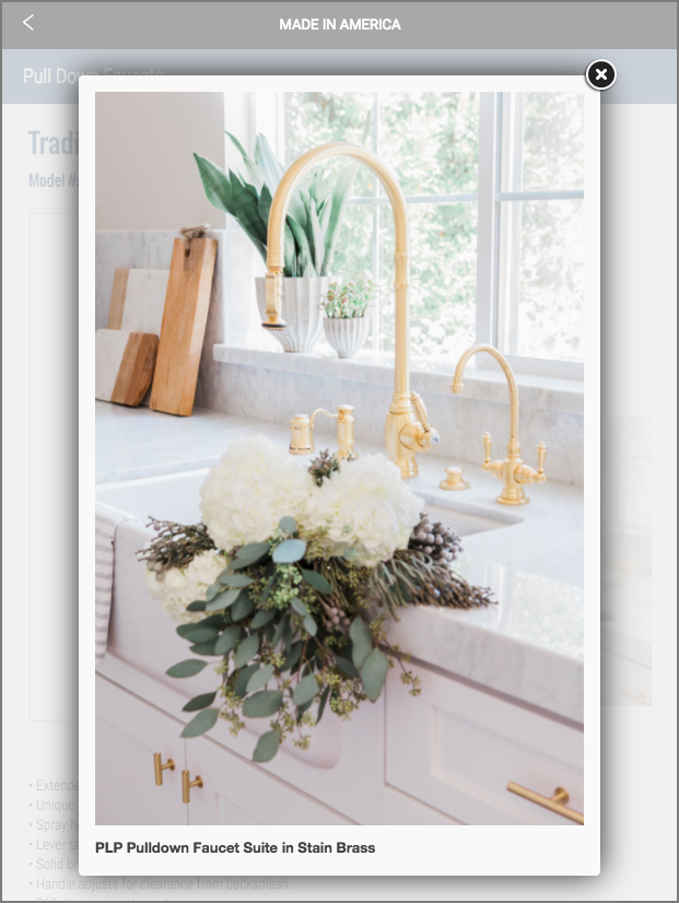 Waterstone Faucets Catalog- screenshot