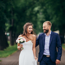 Wedding photographer Olga Nedosekina (OlyaNedosekina). Photo of 21.01.2018