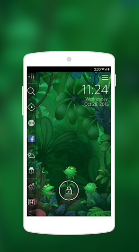 丛林植物– Start动态壁纸