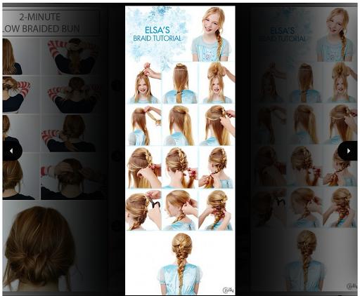 发型教程步骤