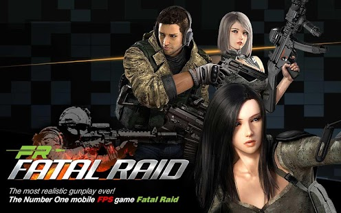 fatal raid free android game