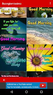 Buongiornissimo (Good Morning Images) - náhled