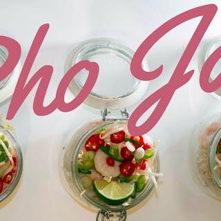 Prepare Ahead - Vietnamese Pho Jar