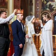 Wedding photographer Anastasiya Shirokova (nastya1103). Photo of 19.12.2017