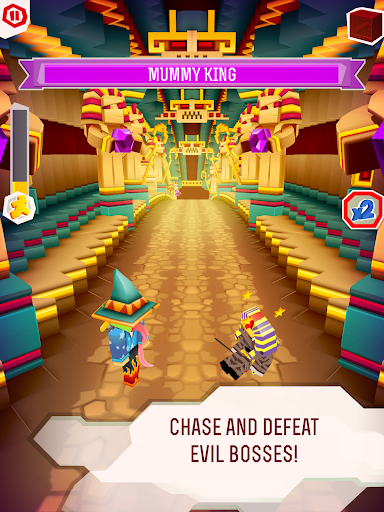 Chaseu0441raft - EPIC Running Game apkpoly screenshots 14
