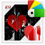 Tampered Heart - theme Xperia™ APK icon