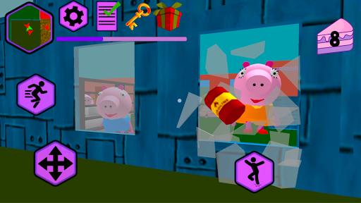 Piggy Neighbor. Family Escape Obby House 3D 1.7 screenshots 4
