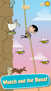 Mr Bean – Risky Ropes 6