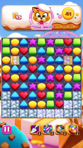 Sweet Cookie World : Match 3 Puzzle screenshots 7