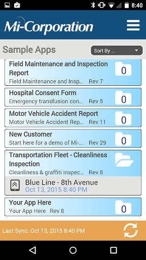 Mi-Apps screenshot 1