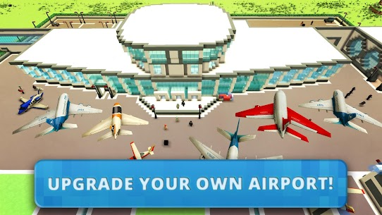 Airport Craft: Fly Simulator Boys Craft Building App Download For Android 2