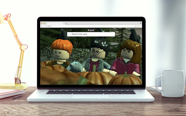 LEGO Harry Potter HD Wallpapers Theme