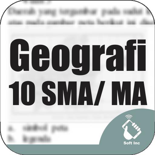 Kelas 10 SMA-SMK-MA Mapel Geografi