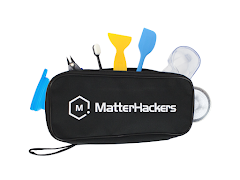 MatterHackers Resin 3D Printing Tool Kit (Essentials)
