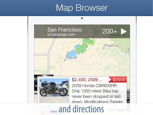 玩免費購物APP|下載bPro Backpage Mobile client app不用錢|硬是要APP
