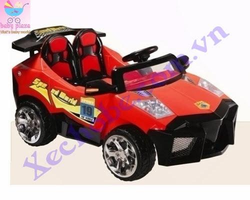 Xe ô tô điện trẻ em XH5018 1