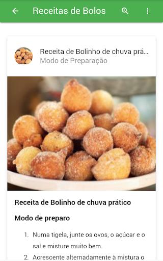 玩免費遊戲APP|下載Receitas de Bolos app不用錢|硬是要APP