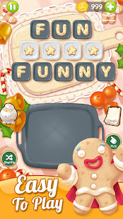 Word Connect Cookies Link Puzzle