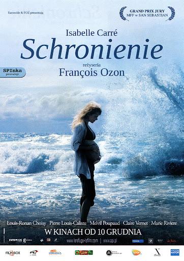 Przód ulotki filmu 'Schronienie'