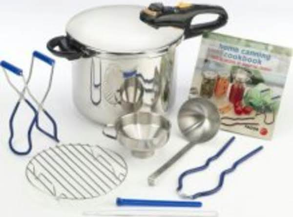 Tin Can Soup Recipe