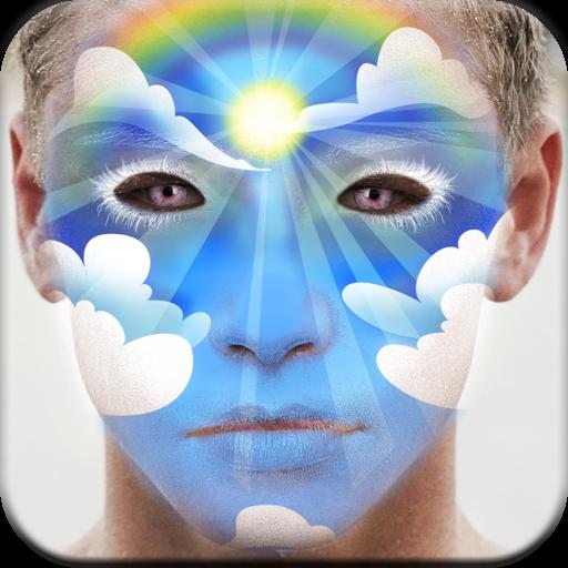 Mask Photo Editor Icon
