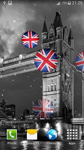 ロンドンライブ壁紙